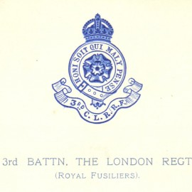 29th August 1916