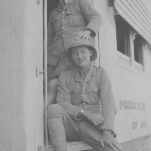 Dickie in Egypt 1915