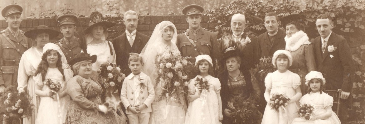 The Agius Family in World War One