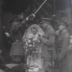 Arthur and Dollie's Wedding