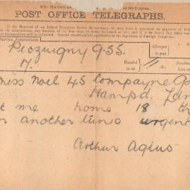 17th October 1916