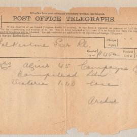 19th December 1916