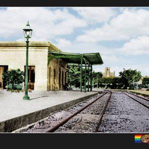 Birkikara Station pre-WW1