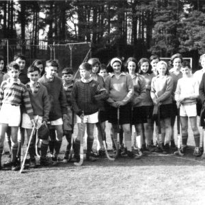 Hockey XI 1966