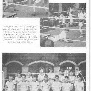 I No 1 - 1946 - 3 Spring Term