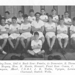 I No 8 - 1948 - 6 Summer Term