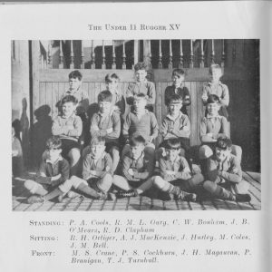 III No.2-1951-2 Spring Term