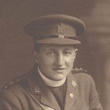 21st September 1917 : Ambrose to Arthur