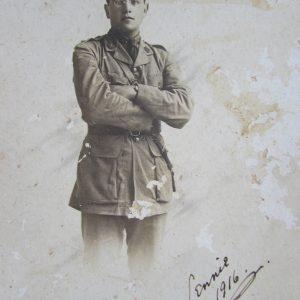 Lt Leonard Samut
