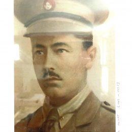Lt Joseph Louis Muscat