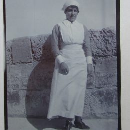 Nurse Mary Muscat