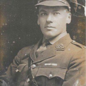 Major Charles Muscat MC