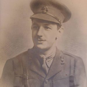 Capt Edgar Agius