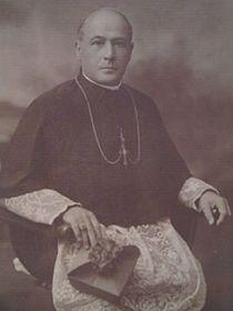 Bishop Maurus Caruana