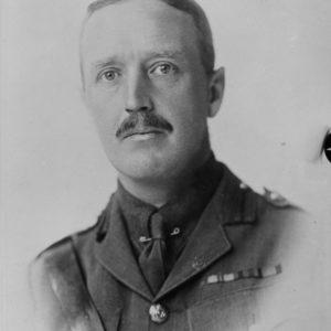 Maj-Gen Lipsett  (15 Oct 1918 letter)