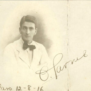 Oscar Parnis