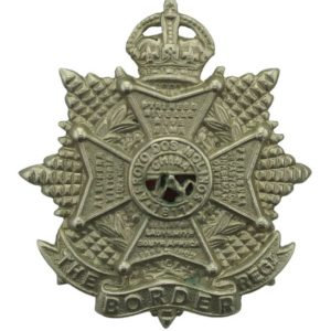 Border Regiment Badge